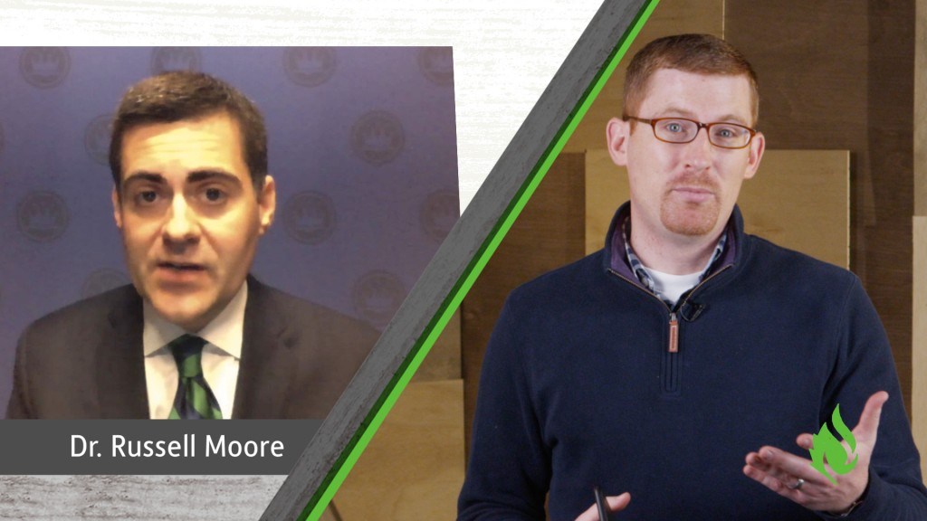Russell Moore Shares How to Make an Impact on Culture
