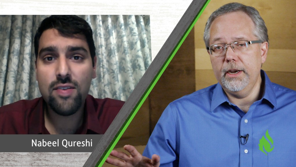 Nabeel Qureshi Shares How Life Informs Scripture