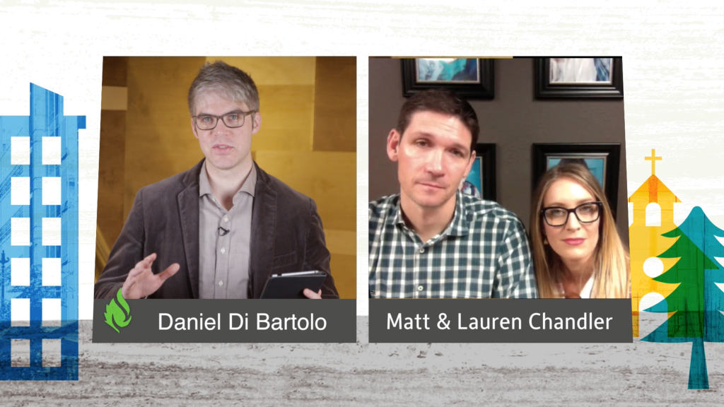 Matt and Lauren Chandler Give Advice to Their Younger Selves