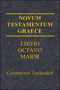 Novum Testamentum Graece (Tischendorf)