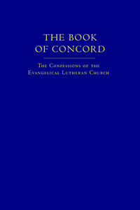 The Augsburg Confession, Latin Text