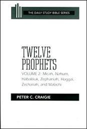 Twelve Prophets, Volume 2: Micah, Nahum, Habakkuk, Zephaniah, Haggai, Zechariah, and Malachi (Daily Study Bible | DSB)