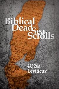 4Q26a Leviticus e