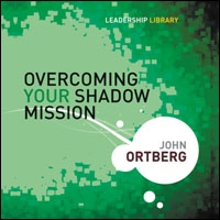 Overcoming Your Shadow Mission (audio)