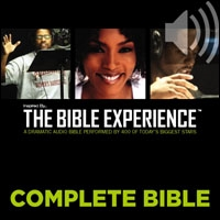 Inspired By … The Bible Experience Audio Bible - Today's New International Version, TNIV: Complete Bible: A Dramatic Audio Bible Performed by 400 of Today's Biggest Stars (audio)