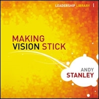 Making Vision Stick (audio)