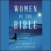 Women of the Bible: A One-Year Devotional Study of Women in Scripture (audio)