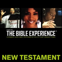 Inspired By … The Bible Experience Audio Bible - Today's New International Version, TNIV: New Testament (audio)