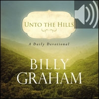 Unto the Hills: A Daily Devotional (audio)