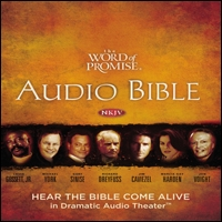 The Word of Promise Audio Bible - New King James Version, NKJV: Complete Bible: NKJV Audio Bible (audio)
