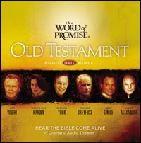 The Word of Promise Audio Bible - New King James Version, NKJV: Old Testament (audio)