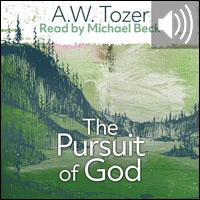 Pursuit of God (audio)