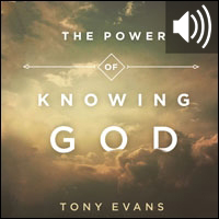 Power of Knowing God (audio)
