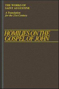 Homilies on the Gospel of John 1–40