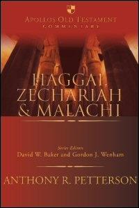 Haggai, Zechariah & Malachi