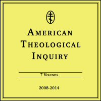 American Theological Inquiry, Volume 2, No. 2