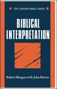 Biblical Interpretation
