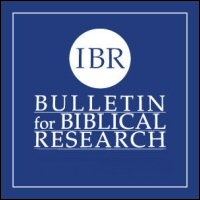 Bulletin for Biblical Research, Volume 25, Nos. 1–4, 2015