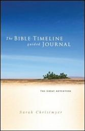 The Bible Timeline Guided Journal: The Great Adventure