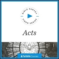 Bible Survey Video Series: Acts