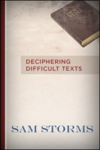 Biblical Studies: Deciphering Difficult Texts
