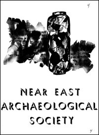 The Bulletin Series of the Near East Archaeological Society: New Series, No. 4, 1974