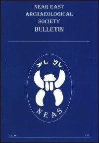 The Near East Archaeological Society Bulletin, Volume 46, 2001