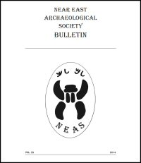 The Near East Archaeological Society Bulletin, Volume 59, 2014