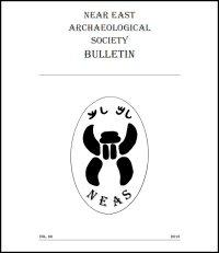 The Near East Archaeological Society Bulletin, Volume 60, 2015