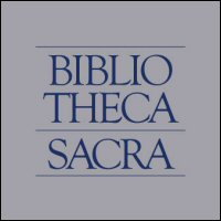 Bibliotheca Sacra Volume 172, Number 685