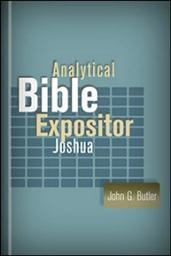 Analytical Bible Expositor: Joshua
