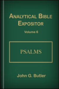 Analytical Bible Expositor: Psalms