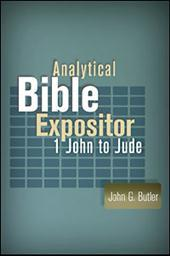 Analytical Bible Expositor: 1, 2, 3 John & Jude
