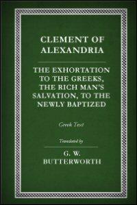 Clement of Alexandria: Greek Text