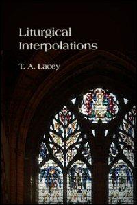 Liturgical Interpolations
