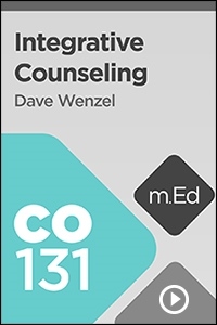 CO131 Integrative Counseling