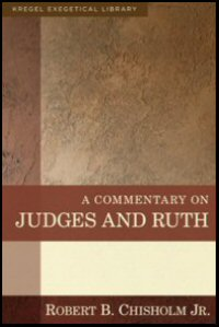 A Commentary on Judges and Ruth: Commentary