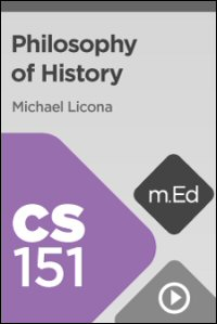 CS151 Philosophy of History