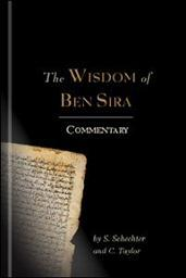 The Wisdom of Ben Sira: Commentary