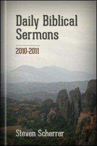 Daily Biblical Sermons, 2010–2011