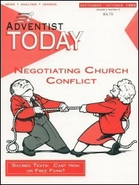 Adventist Today, Volume 1, Number 3 (September–October 1993)