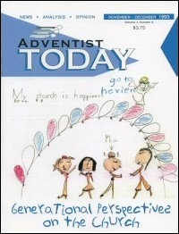 Adventist Today, Volume 1, Number 4 (November–December 1993)