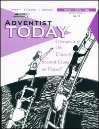 Adventist Today, Volume 2, Number 2 (March–April 1994)