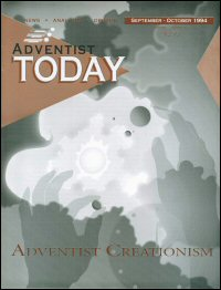 Adventist Today, Volume 2, Number 5 (September–October 1994)