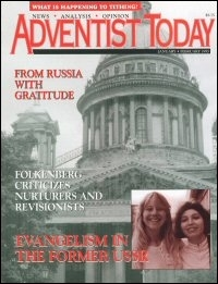 Adventist Today, Volume 3, Number 1 (January–February 1995)