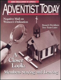 Adventist Today, Volume 3, Number 2 (March–April 1995)