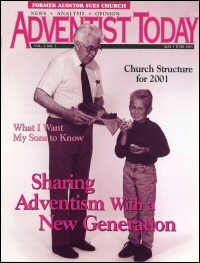 Adventist Today, Volume 3, Number 3 (May–June 1995)