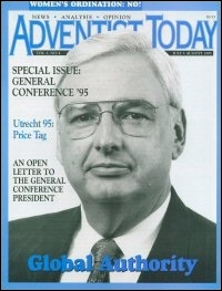 Adventist Today, Volume 3, Number 4 (July–August 1995)