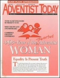 Adventist Today, Volume 3, Number 5 (September–October 1995)