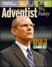 Adventist Today, Volume 19, Number 2 (Spring 2011)